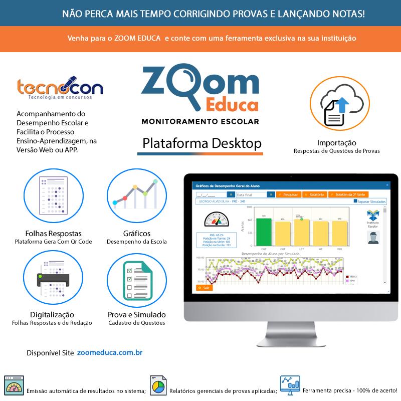 Zoom Educa Plataforma de Ensino